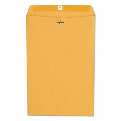 Universal Kraft Clasp Envelope, Side Seam, 10 x 15, 100 Envelopes (UNV35268)