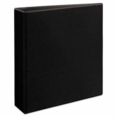 "Avery Nonstick Heavy-Duty Reference View Binder, 2"" Capacity, Black (AVE79692)"
