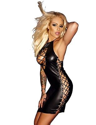 Noir Handmade F082 – Good Girls Bad... – Wetlook Kleid
