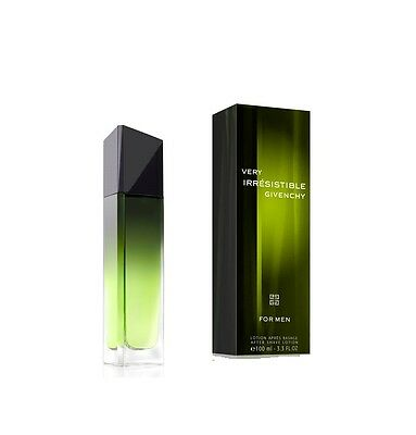 GIVENCHY VERY IRRESISTIBLE UOMO AFTER SHAVE LOTION - 100 ml