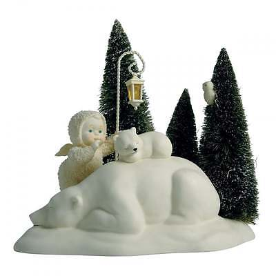 Snowbabies Dept 56 Shh Baby Dreaming