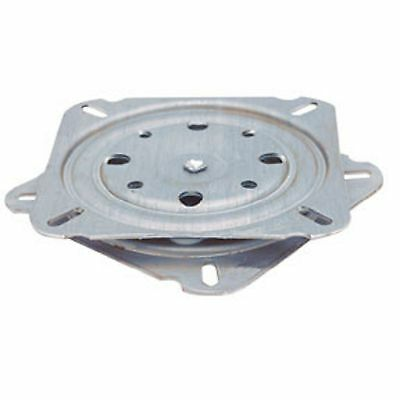 "7"" Swivel  Plate Mounting Plate for Swivel Chairs and Stools 12 Guage Steel"