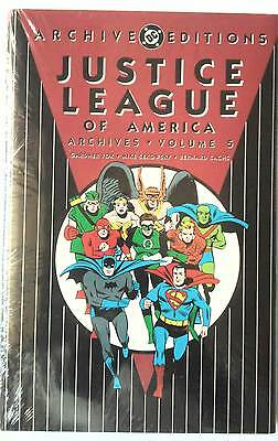 DC JUSTICE LEAGUE AMERICA ARCHIVES 5 ( year 1964 and 1965 of JLA ) HardCover