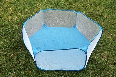 Baby Playpen Polyester fabric Safety Kid Infant Play Yard Panel Indoor Outdoor