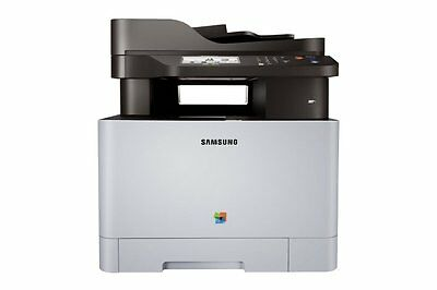 Samsung SL-C1860FW/XAA Wireless Color Printer with Scanner Copier and Fax
