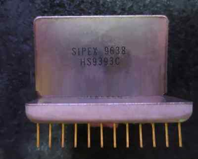 Hs9393C  Sipex  Integrated Circuit