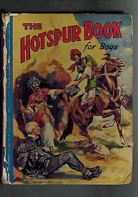 HOTSPUR BOOK FOR BOYS 1939 from Hotspur Comic