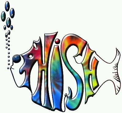 Phish stickers 3 for $5 shipped