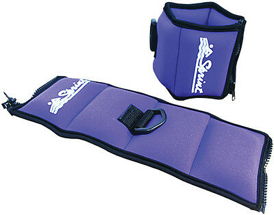 Water Wrist and Ankle Wraps Foam Resistance Training Buoyant Neoprene Therapy