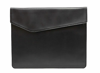 ASHLIN® Slim Document Folder - 100% Genuine Vegan Leather(P8811-00-01)MSR $40.45