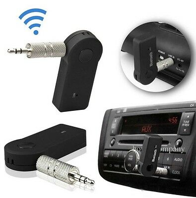 Aux Wireless Bluetooth Adapter with Mic Play Music From Your Phone To Car Stereo