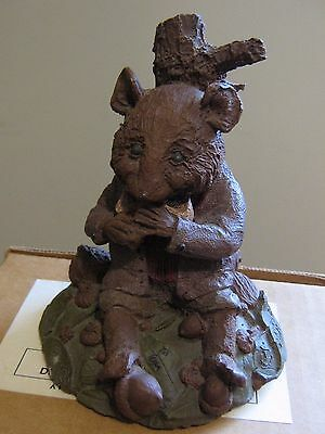 "The Wind in the Willows ""Rat"" Figurine by Tom Clark"