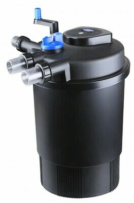 CPF 30000 Organic Pressure Pond Filter 60.000l incl.55 WATTS UVC Clearer