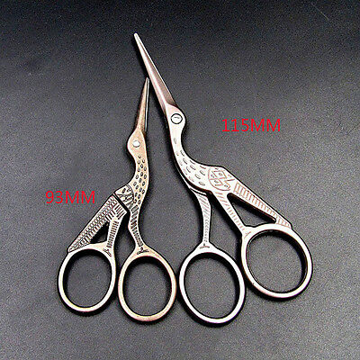 Hot 93/115MM Pro Quality Stork Embroidery Scissors