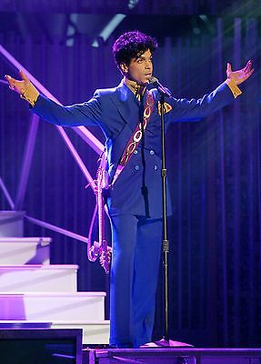 "Prince Singer Live Concert Art Deco High Quality Poster 13x20"" 24x36"" 32x48"" #2"