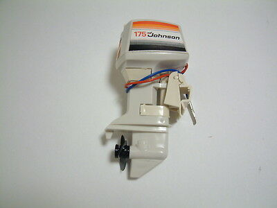 MITSUWA JOHNSON HIGH POWER OUTBOARD MOTOR Model Electric 3.0V TYPE B JAPAN