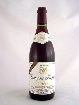 1989 FRANCOIS PAQUET Chenas Red Blend B Isle of Wine