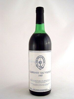 1987 GENDERS McLAREN VALE The Adelaide Club Cabernet E Isle of Wine