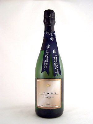 2006 circa NV HARDYS CROWN CASINO RESERVE Cuvee Sparkling Isle of Wine