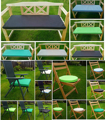 Garden Patio Set cushions replacement outdoor seat & 2 bench seat cover pads
