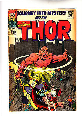Journey into Mystery 121 Thor c2