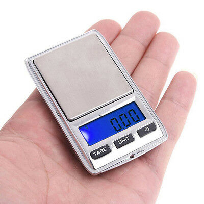 Mini 100g/0.01 200g/0.01 Digital Jewelry Dual Scale Weight Electronic Pocket LCD