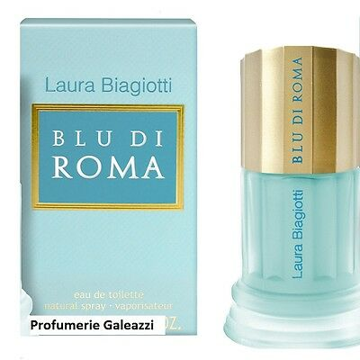 LAURA BIAGIOTTI BLU DI ROMA DONNA EDT NATURAL SPRAY VAPO - 100 ml