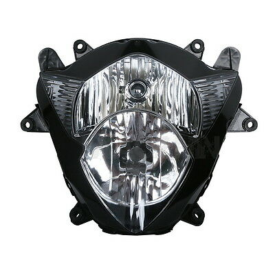 Front Headlight Head Lamp Assembly For Suzuki GSX-R 1000 GSXR1000 K5 2005 2006