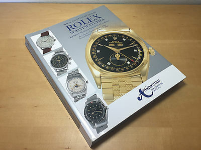 Magazine ANTIQUORUM - The Mondani Collection of ROLEX Wristwatches - Geneva 2006