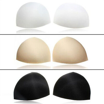 Insert Triangle Bra Swimsuit Swimwear Breast Sponge Pads Enhancer Replacements