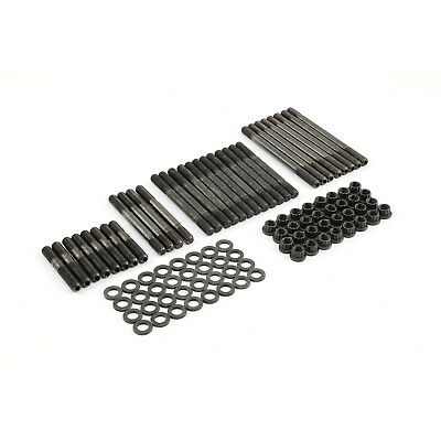 Chevy BBC 454 12 Point Head Stud Kit (Suits PCE Heads 8 Long Studs)