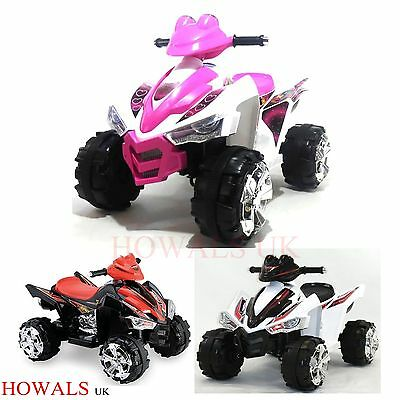 Children Kids 12v Electric Battery ATV Quad Bike Child Ride On Car Outdoor Toy