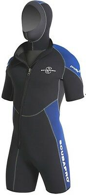 Scubapro Profile 5/4 Wetsuit Jacket Mans Large                             (mr6)