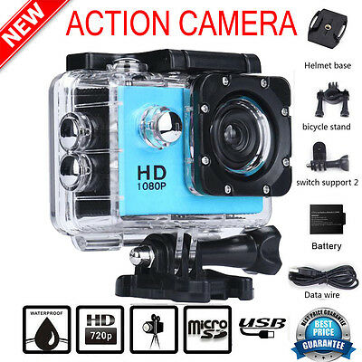 Mini Ultra HD 1080P SJ5000 DV Camera Sports Recorder Waterproof Action Camcorder