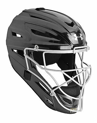 Under Armour Youth PTH Victory Series Solid Catcher's Helmet UAHG2-YVS