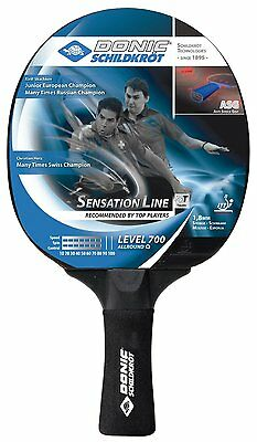 Donic Sensation 700 Table Tennis Racquet Free Shipping Best Quality Racket