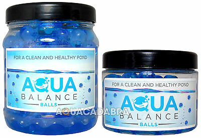 Aqua Source Aqua Balance Balls Beneficial Safe Bacteria For Pond Aquarium Water