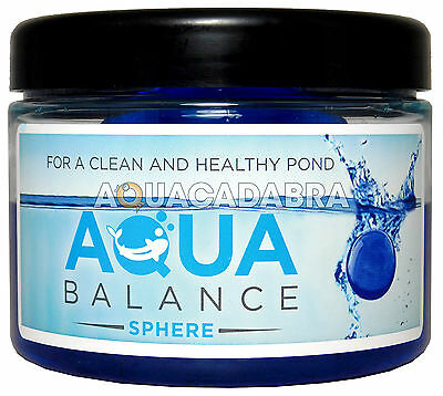 Aqua Source Aqua Balance Sphere Ammonia Nitrite Remover Bacteria For Pond Fish