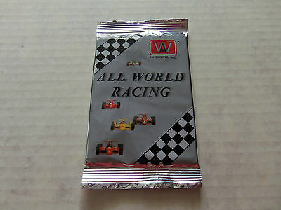 Aw Sports  Racing Cars Unopened Pack