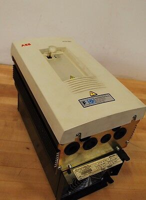 ABB ACS600 AC Variable Frequency Drive PN:ACS601-0006-4-000M-1200800 - USED