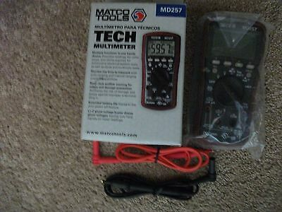 Matco Tech Digital Multimeter