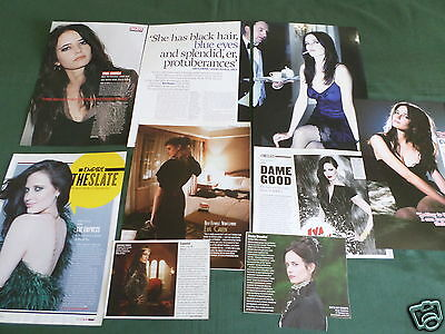 Eva Green - Film Star - Clippings /cuttings Pack