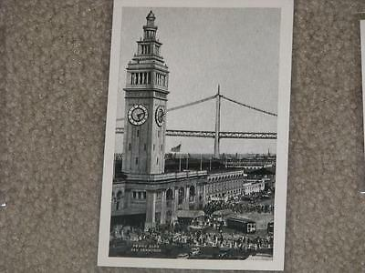 Ferry Bldg., San Francisco, Unused