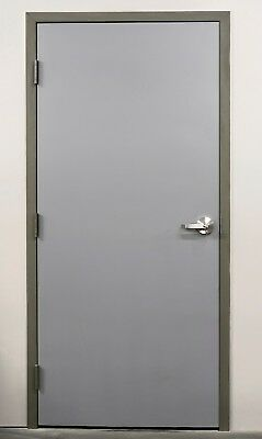 Republic Brand Steel Fire Doors Made in USA, All Sizes