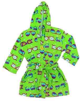 NEW St. Eve BOYS & GIRLS Hooded Terry Robe Bathing Suit Beach Cover-Up - VARIETY