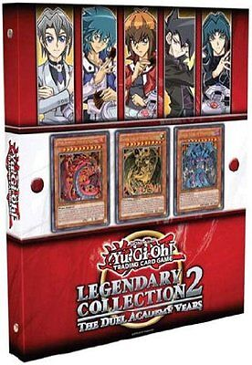 Yu-Gi-Oh - LEGENDARY COLLECTION 2 Duel Academy LC02 LCGX - Sealed Binder Version