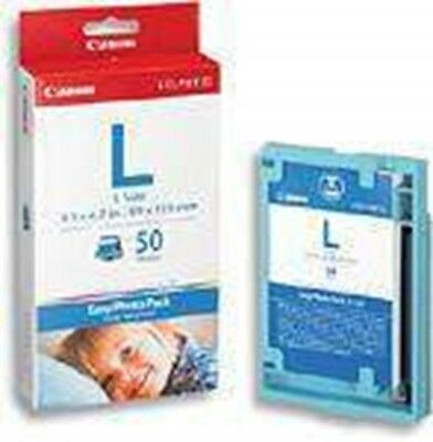 Canon Easy Photo Pack L Size – 50 sheets #EL50