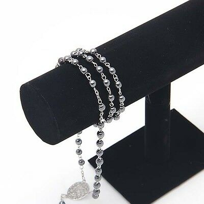 Fashion Jewelry Hard Display Stand Holder Bracelet Chain Bangle Watch T-bar Rack