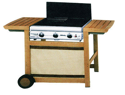 campingaz adelaide 3 woody barbecue gasgrill grillwagen grill barbecuegrill eur 169 90. Black Bedroom Furniture Sets. Home Design Ideas