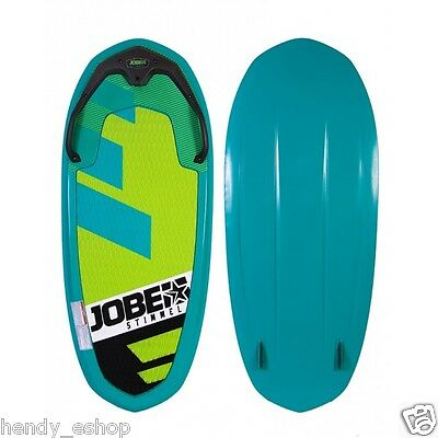 New! JOBE STIMMEL 1 PERSON TOWABLE MULTI KNEE WAKE SURF BOARD
